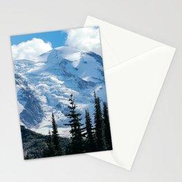 Mount Adams Glacier Stationery Cards