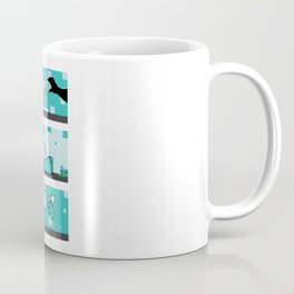How To Keep A Pet FUQ (For Graphic Designers) Coffee Mug