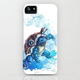 Hydro Pump iPhone Case