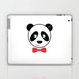 PANDA - CLEAN CLOTHES BY MELVIN JONES Laptop & iPad Skin