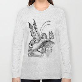 toadstool fairy Long Sleeve T-shirt