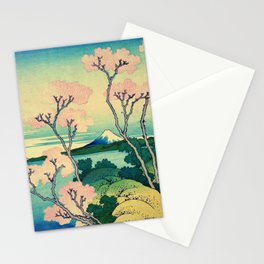 Kakansin, the Peaceful land Stationery Cards