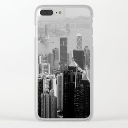 From Victoria Peak Clear iPhone Case