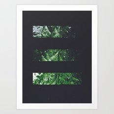 Manipulation 163.0 Art Print