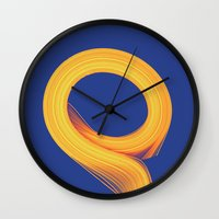et Wall Clocks featuring et by artanjo