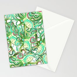 Ripdtide_forest Stationery Cards