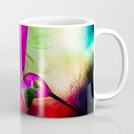 hummingbird in space Coffee Mug