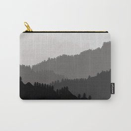Misty Moutains Carry-All Pouch