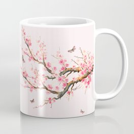 Pink Cherry Blossom Dream Coffee Mug