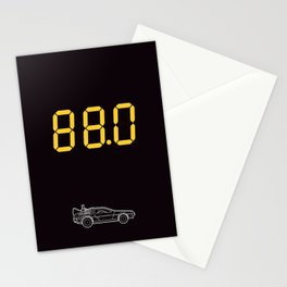DeLorean Stationery Cards