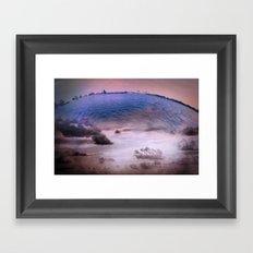 Levitate Framed Art Print
