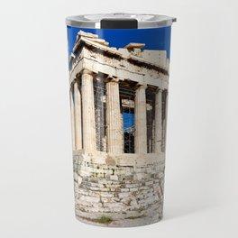 The Parthenon (447 B.C.) on the Athenian Acropolis, Greece Travel Mug