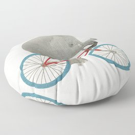 Ride (colour option) Floor Pillow