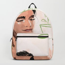 Living at home Backpack