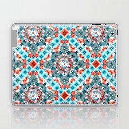 Decorative Lovebirds Laptop & iPad Skin
