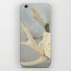 Girly Antlers iPhone & iPod Skin