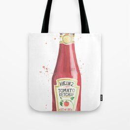 Can you Ketchup? Tote Bag
