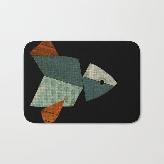 Nearly a Fish Bath Mat