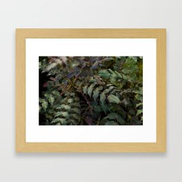 green it Framed Art Print
