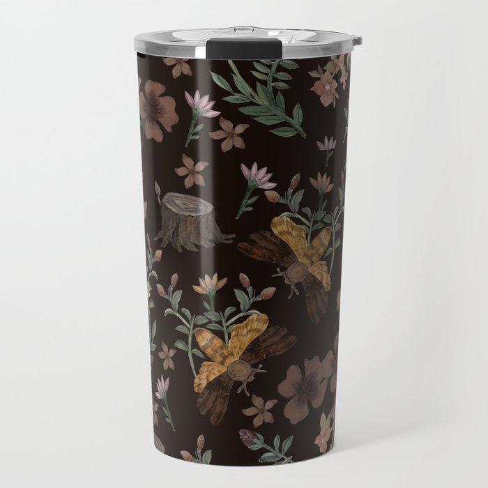 Forest Elements Travel Mug