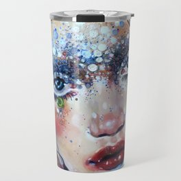 Beneath Crystal Waters Travel Mug