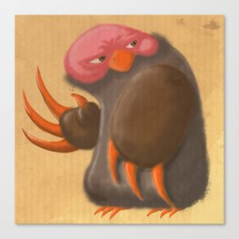 Fat Eagle Canvas Print