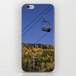 Autumn I - Brian_Head Ski_Resort, Utah iPhone Skin