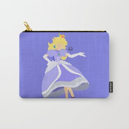 Princess Peach(Smash)Blue Carry-All Pouch