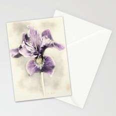 Opal Iris Stationery Cards