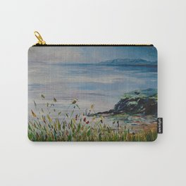 Red sails, Galway Bay Carry-All Pouch