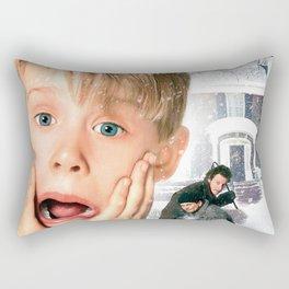 home alone christmas album 2020 niken3 Rectangular Pillow