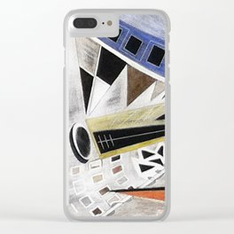3000 Realms in a Single Moment Clear iPhone Case