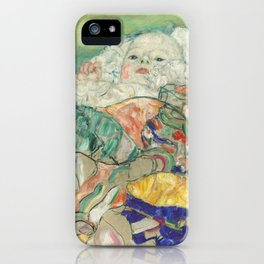 Baby (Cradle) iPhone Case