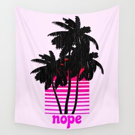 Nope Wall Tapestry