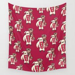 Yo seen my badonkadonks?  Wall Tapestry