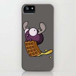 Mini Moose iPhone Case