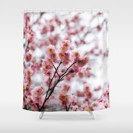 The First Bloom Shower Curtain