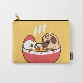 Chicken Noodle Puglie Soup Carry-All Pouch