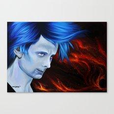 Matt Bellamy - Starlight Canvas Print