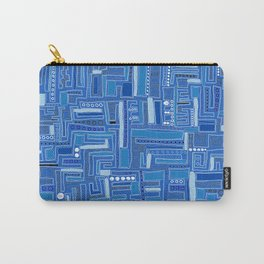 Bloo-bloo-bee-doo! Carry-All Pouch