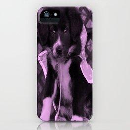 Ellie Pink iPhone Case