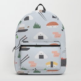 Happy Sushi Backpack
