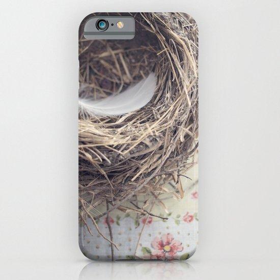 empty nest iPhone & iPod Case