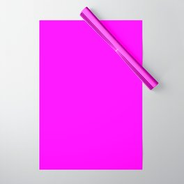 (Fuchsia) Wrapping Paper