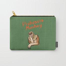 Proboscis Monkey Carry-All Pouch