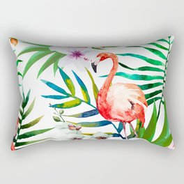 Tropical Birds vol.2 Rectangular Pillow