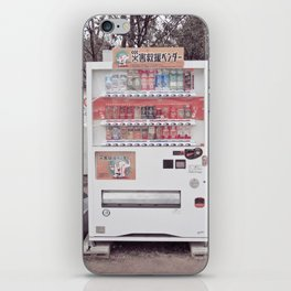 Vending Machine, Japan iPhone Skin