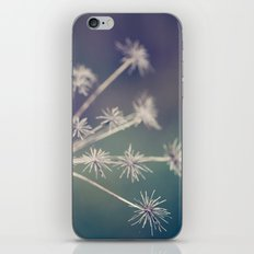 Withered Spirit iPhone & iPod Skin