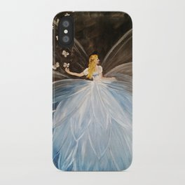 The Butterfly Fairy iPhone Case