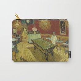 The Night Cafe by Vincent van Gogh Carry-All Pouch